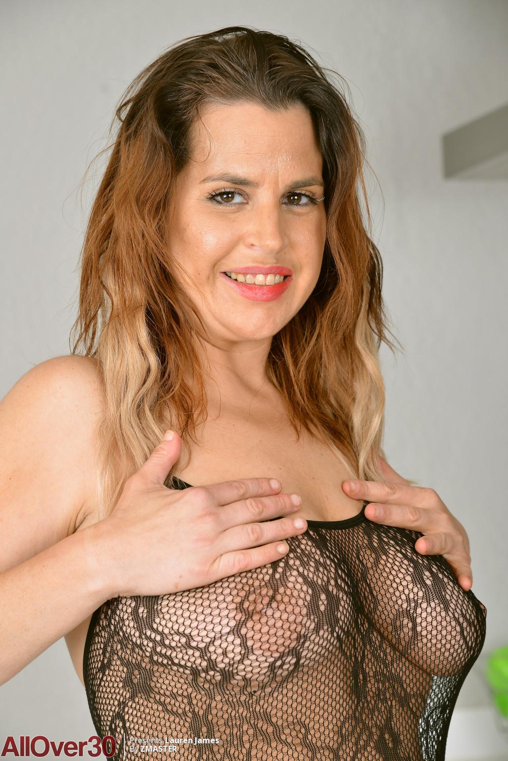 Lauren James from AllOver30
