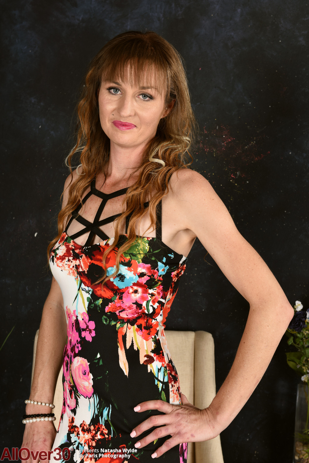 Natasha Wylde from AllOver30