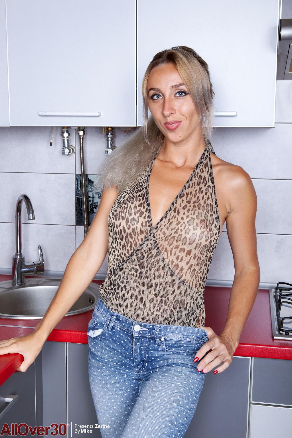 Zarina from AllOver30