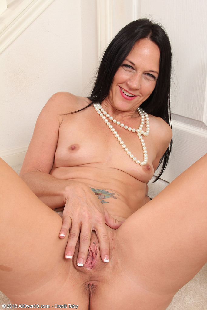 Allover30Freecom- Hot Older Women - 43 Year Old Kiera Blu -3425