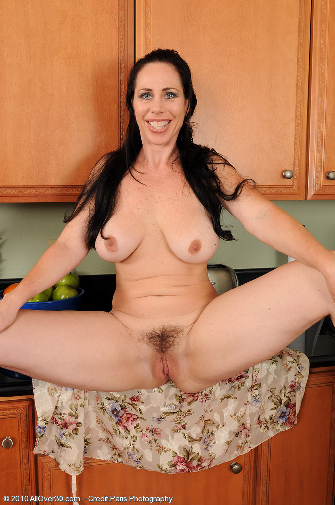 tall brunette porn