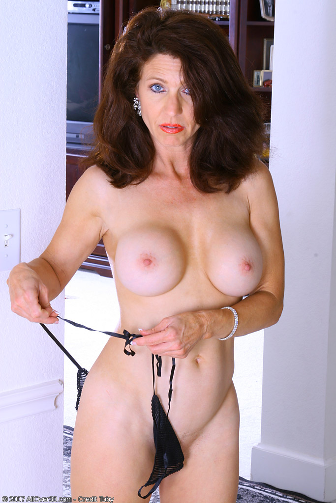 Allover30Com - Over 30 Milf Featuring Madison-2440